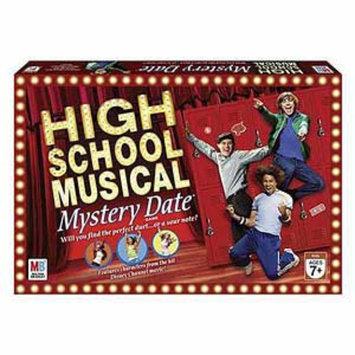 High School Musical Mystery Date Game by Milton Bradley