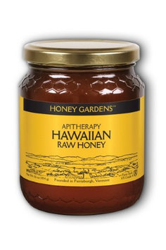 Raw Honey Hawaiian Honey Gardens 1 lb Liquid