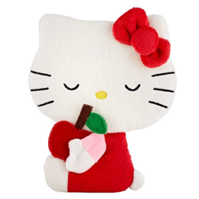 Hello Kitty HELLO KITTYA Flattie Dog Toy