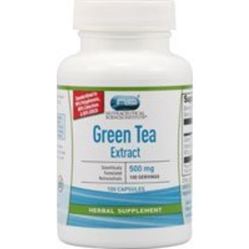 Vitacost Brand Vitacost Green Tea Extract - Standardized -- 500 mg - 100 Capsules
