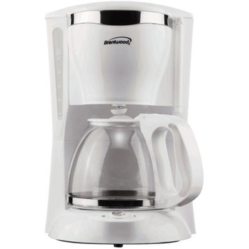 Brentwood TS-216 12Cup Coffee Maker White