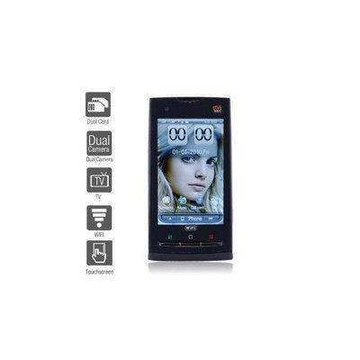 Annie X10 - Dual SIM 3.2 Inch Touch Screen Cell Phone (WIFI TV Dual Camera)