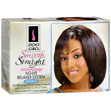 Doo Gro Smooth & Straight Anti-Breakage No-Lye Relaxer System