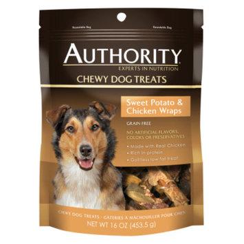 AuthorityA Chewy Wrap Dog Treat
