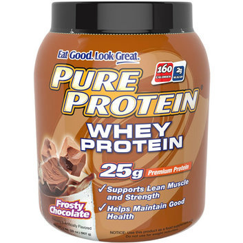 Pure Protein 100%Whey Protein Powder Chocolate