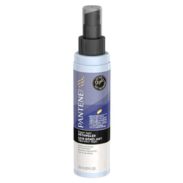 Pantene Pro-V Normal -Thick Hair Solutions Silkening Detangler, 8.5 oz