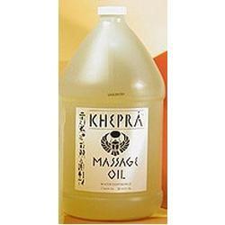 Khepra Skin - Khepra Massage Oils - Unscented, 1 gal