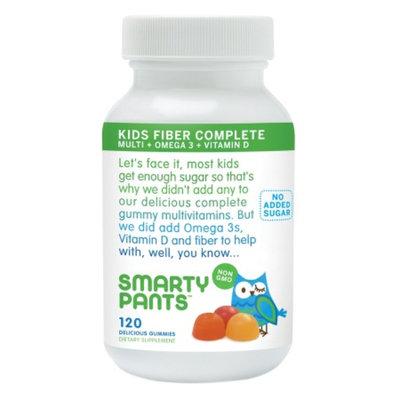 SmartyPants Kids Fiber Complete Gummies, 120 ea