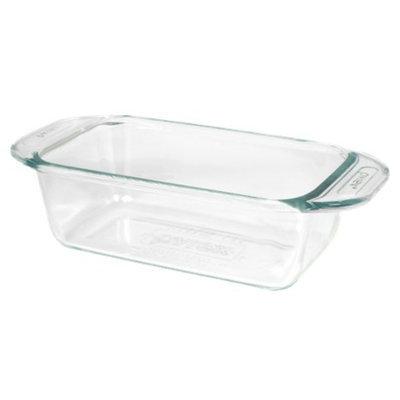 Pyrex Grip Rite 1.5 Quart Glass Loaf Pan