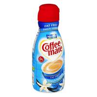 Nestlé Coffee-Mate Fat Free French Vanilla Flavor Coffee Creamer