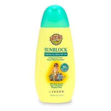 Jason Natural Cosmetics Earth's Best Organic Sunscreen