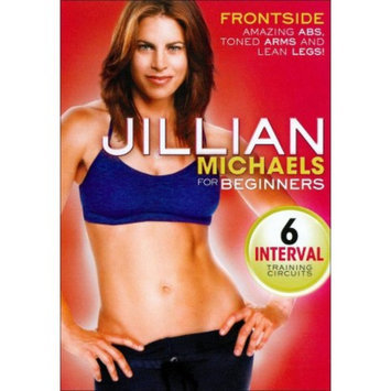 Good Times Video Gaiam Americas Jillian Michaels For Beginners-frontside [dvd]