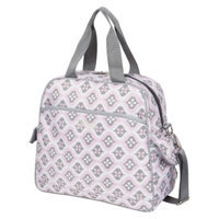 The Bumble Collection Brittany Backpack Diaper Bag - Sweet Blush