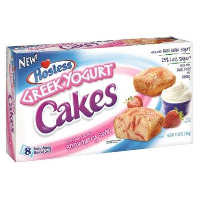 Hostess Greek Yogurt Cakes Strawberry Swirl 11.29 oz