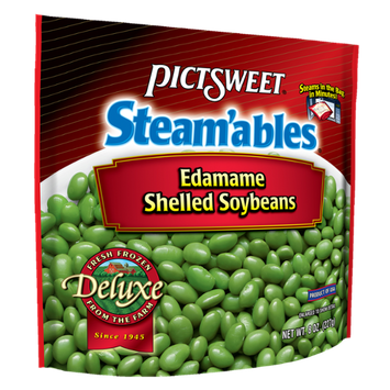 Pictsweet Edamame Shelled Soybeans Steam'ables