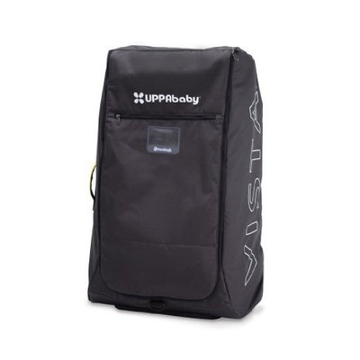 UPPAbaby Vista Travelsafe Travelbag, Black (Older Version) (Discontinued by Manufacturer)
