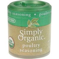 Simply Organic Certified Organic Poultry Seasoning