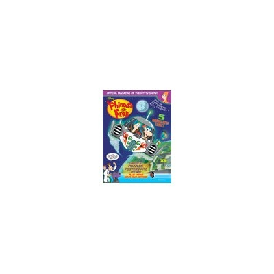 Disney Phineas And Ferb (6-12)