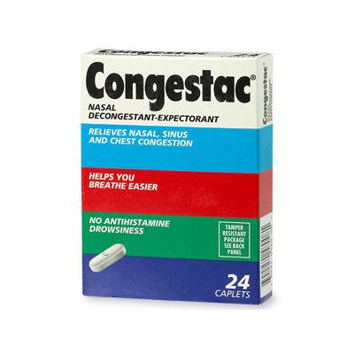Congestac Nasal Decongestant-Expectorant