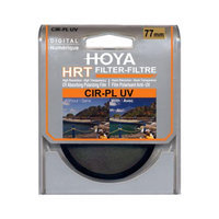 Hoya 77mm HRT Circular PL Polarizer Multi-Coated Glass Filter