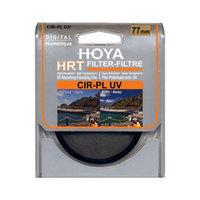 Hoya 77mm HRT Circular PL Polarizer Multi-Coated Glass Filter