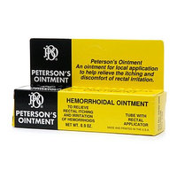 Peterson's Hemorrhoidal Ointment