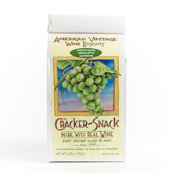 American Vintage Wine Biscuits American Vintage White Wine, Shallot & Cayenne Biscuit