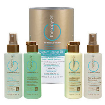 Therapy-g therapy-g Starter Kit for Thinning/Fine/Chemically Treated Hair