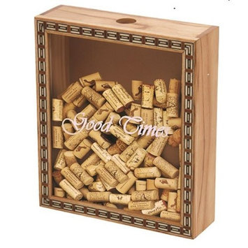 VinoStrumenti VSCSB1 Shadow Box Wine Cork
