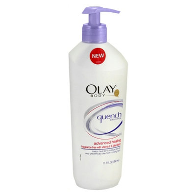 Olay Quench Advanced Healing Intensive Lotion