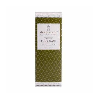 Deep Steep Body Wash Rosemary Mint 8.45 fl oz