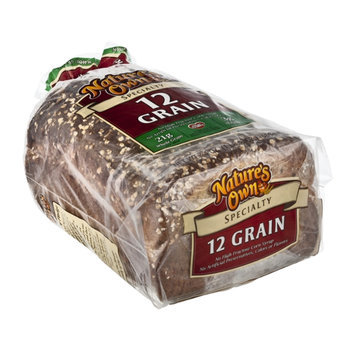 Nature's Own Specialty 12 Grain Bread