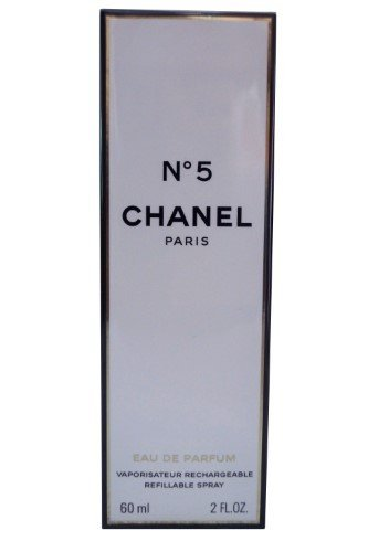 Chanel No. 5 Eau De Parfum Refillable Spray 60ml/2oz