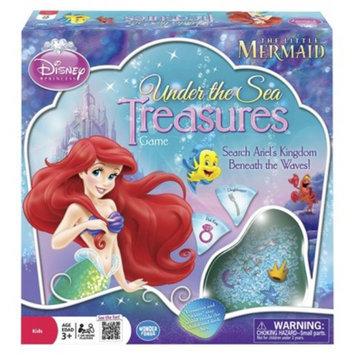 Disney The Little Mermaid Under the Sea Treasures Game