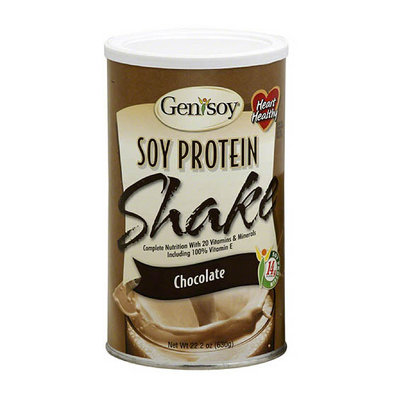 Genisoy Chocolate Soy Protein Shake