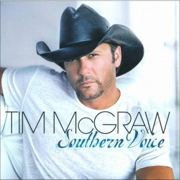 Curb Tim McGraw ~ Southern Voice (new)