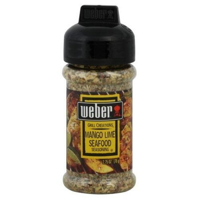 Weber, Ssnng Mango Lime, 2.75 OZ (Pack of 6)