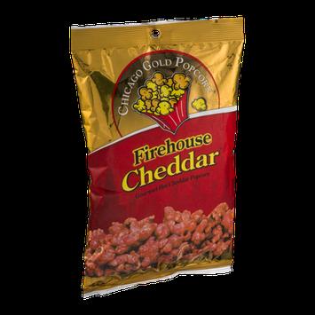 Chicago Gold Popcorn Firehouse Cheddar