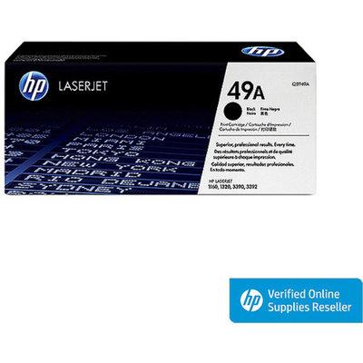 HP 49A (Q5949A) Black Original LaserJet Toner Cartridge
