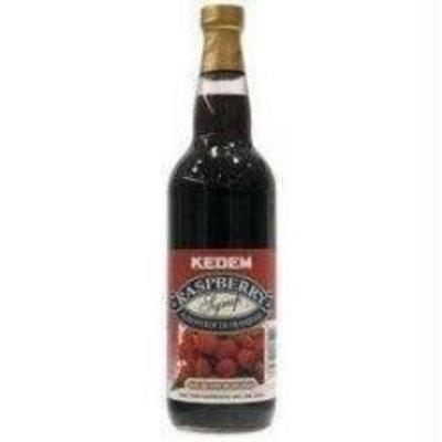 Kedem Raspberry Syrup 22oz.