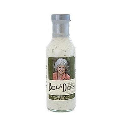 Paula Dean Paula Deen Creamy Cucumber Dill Dressing