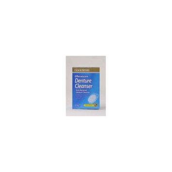 Good Sense Effervescent Anti-Bacterial Denture Cleanser Tablets - 90 EA