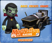 Sony Computer Entertainment ModNation Racers: Vamp Mod and Vamp's Kart Bundle DLC