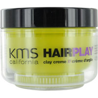 Kms California Hair Play Clay Creme (Matte Sculpting & Texture)
