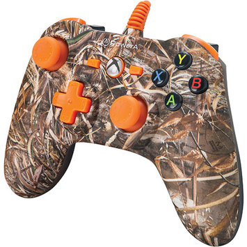POWER A Xbox One Mini Series Realtree Wired Controller (Xbox One), Max 5
