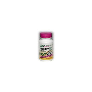 Nature's Plus Bilberry Extract 100mg Time Release - 30 - Sustained Release Tablet