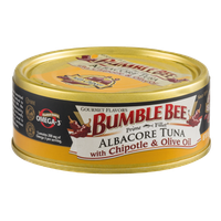 Bumble Bee Prime Fillet Albacore Tuna with Chipotle & Olive Oil