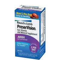 PreserVision Eye Vitamin Bausch and Lomb PreserVision AREDS Formula Eye Vitamins - 150 Softgels