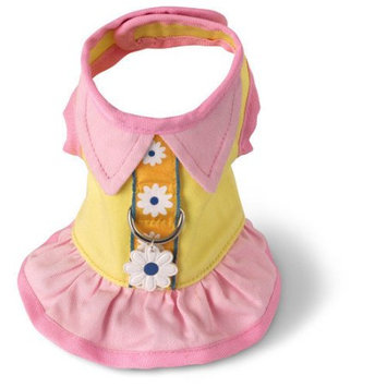Doggles Hadsxs03 Xs Harness Dress Yellow