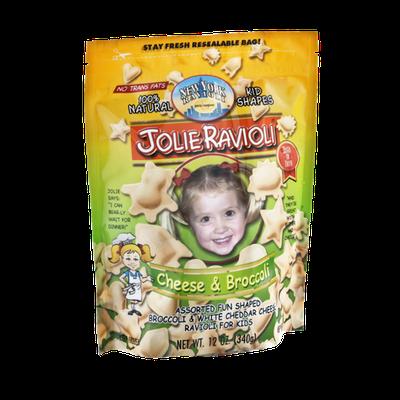Jolie Ravioli Cheese & Broccoli Ravioli for Kids